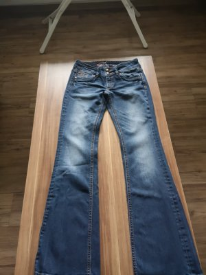 edc by Esprit Jeans svasati bronzo-blu scuro