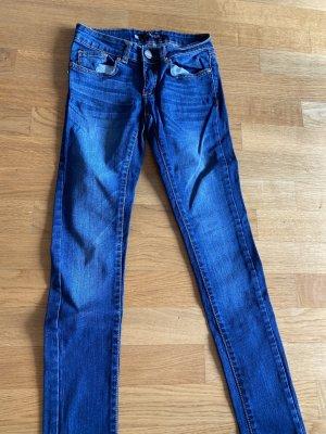 Boot-cut jeans mit leichter Waschung Größe 26