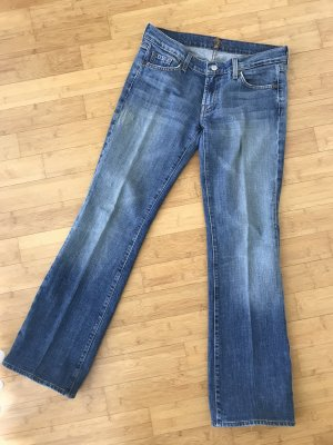 Bootcut-Jeans, 7 for all mankind, Gr. 30