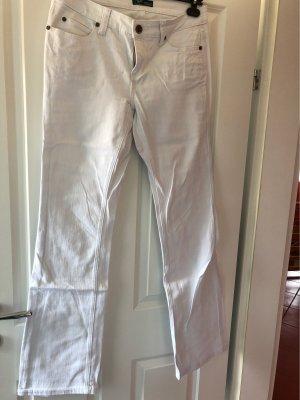 AJC Jeans bootcut blanc