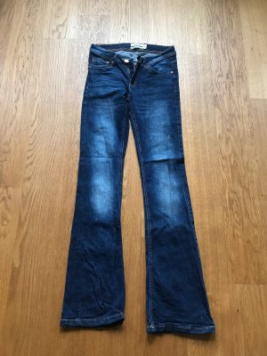 Janina Boot Cut Jeans blue