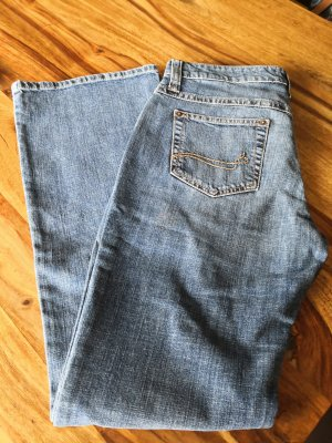 Mac Boot Cut Jeans blue