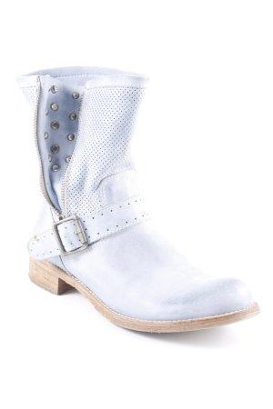 Booties blassblau Casual-Look