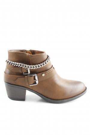 Osco Booties braun Casual-Look