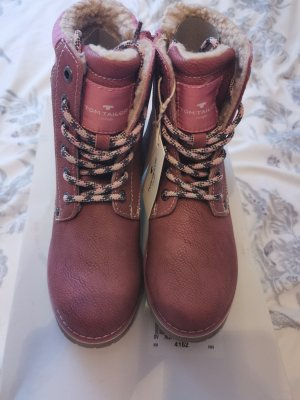 Tom Tailor Snow Boots pink