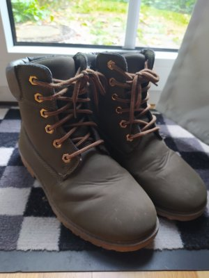 Colloseum Winter Boots khaki