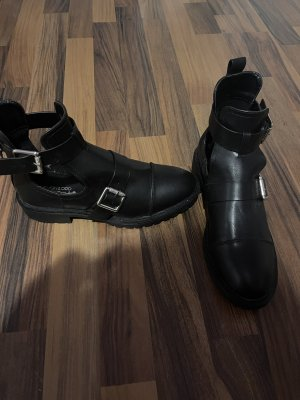 Even & Odd Chukka boot noir