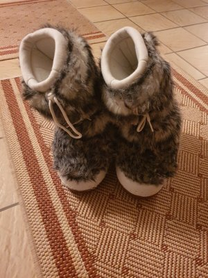 Candies Snow Boots white