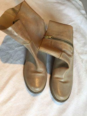 Boots 41 Leder