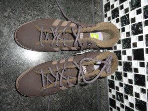 Adidas NEO Tronchetto marrone-grigio
