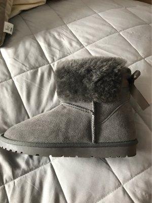 Aldi Winter Boots grey