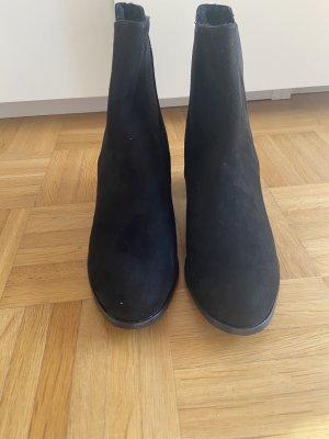 Divarese Korte laarzen zwart