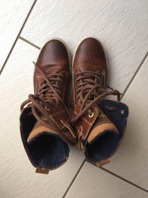 Pantofola d'oro Botas del desierto marrón-beige claro