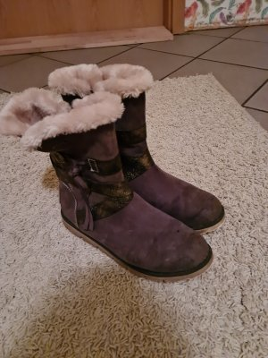 s.Oliver Chukka boot blanc cassé