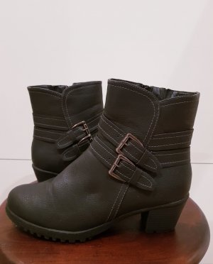 Sylvine Chelsea Boot gris anthracite