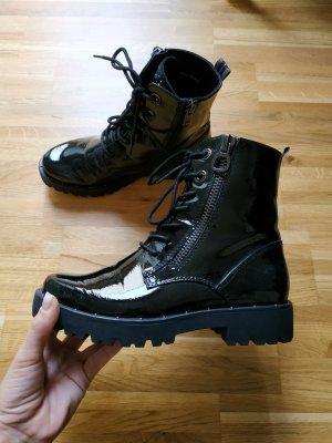 Boots Biker Boots Stiefeletten