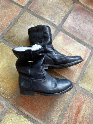 Boots, Bikerboots, Stiefel, Stiefeletten