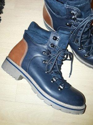 Boots blau gr.40