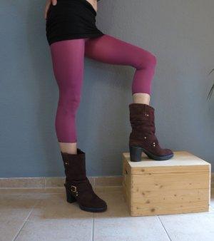 Boots bordeaux