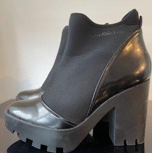 Calvin Klein Ankle Boots black