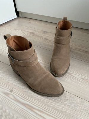 Boots Chelsea beige