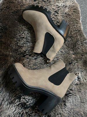 Catwalk Chelsea Boot crème-beige