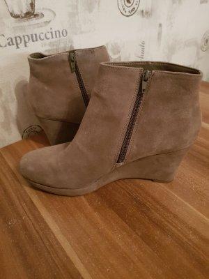 5 th Avenue Low boot gris brun
