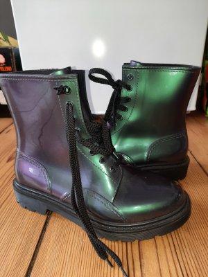 Fiftyfive DSL Chelsea Boot violet foncé