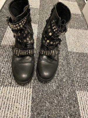 Boots echtes Leder  von Sommerkind