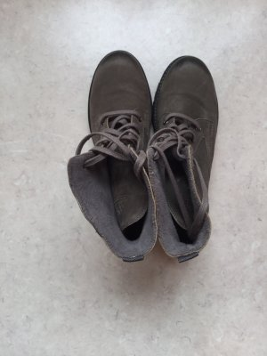 s.Oliver Low boot gris vert-noir