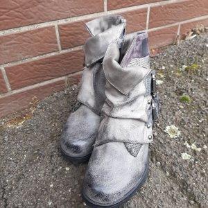 foreverfolie Booties grey