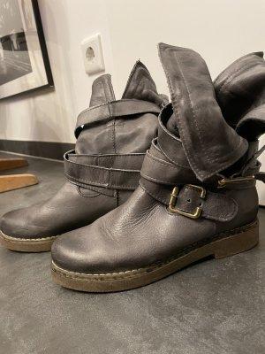 Boots grau Gr. 36