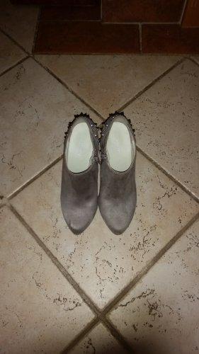 Boots , grau , Gr.37