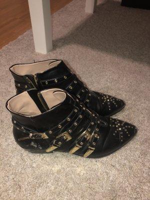 Boots im Chloe Style