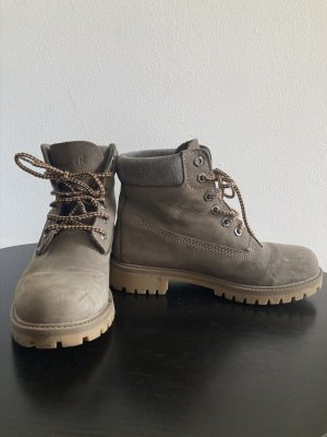 Landrover Winter Boots grey brown