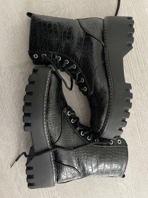 Boots in Krokooptik