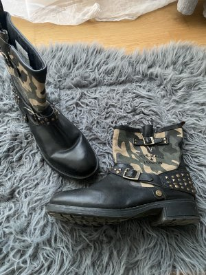 Boots in Military Look von Pepe Jeans