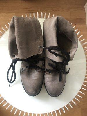 Boots | Klobig | Grau