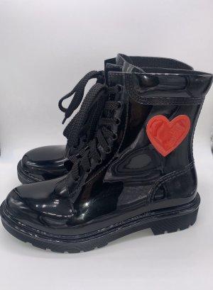 Love Moschino Low boot noir