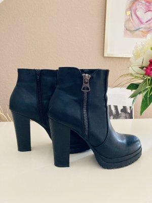 Catwalk Bottillons noir
