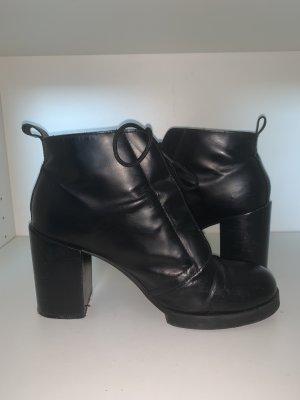 Cheap Monday Heel Boots black