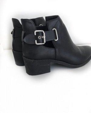 H&M Chelsea Boots black