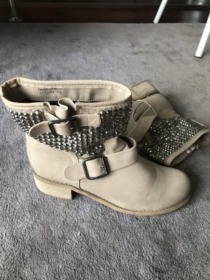 Booties multicolored