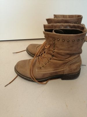 CCC Snow Boots bronze-colored