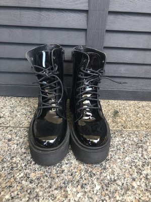 Boots mit Plateau