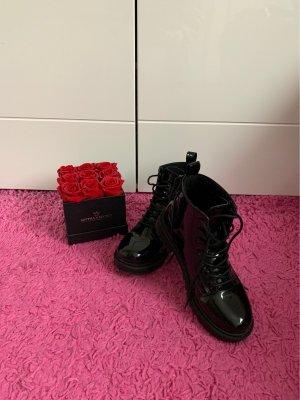 H&M Botte courte noir