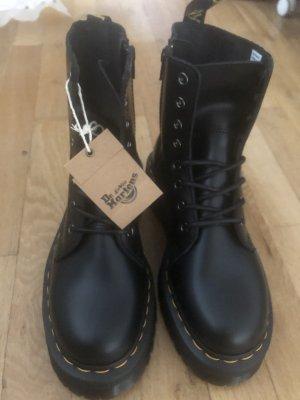 Low boot noir