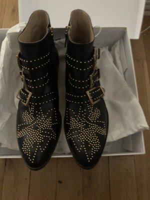 Chloé Low boot noir