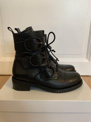 Boots Ovye Echtleder Gr.38