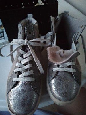 Rieker Chelsea Boot argenté-gris brun